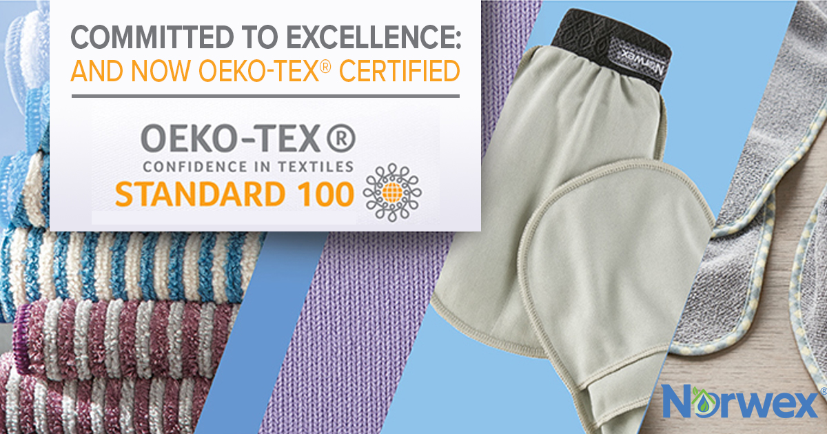 Committed to Excellence: And Now OEKO-TEX® Certified